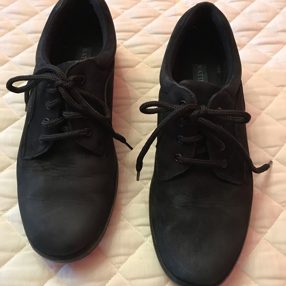 Naturalizer Shoes   Leather Lace Up